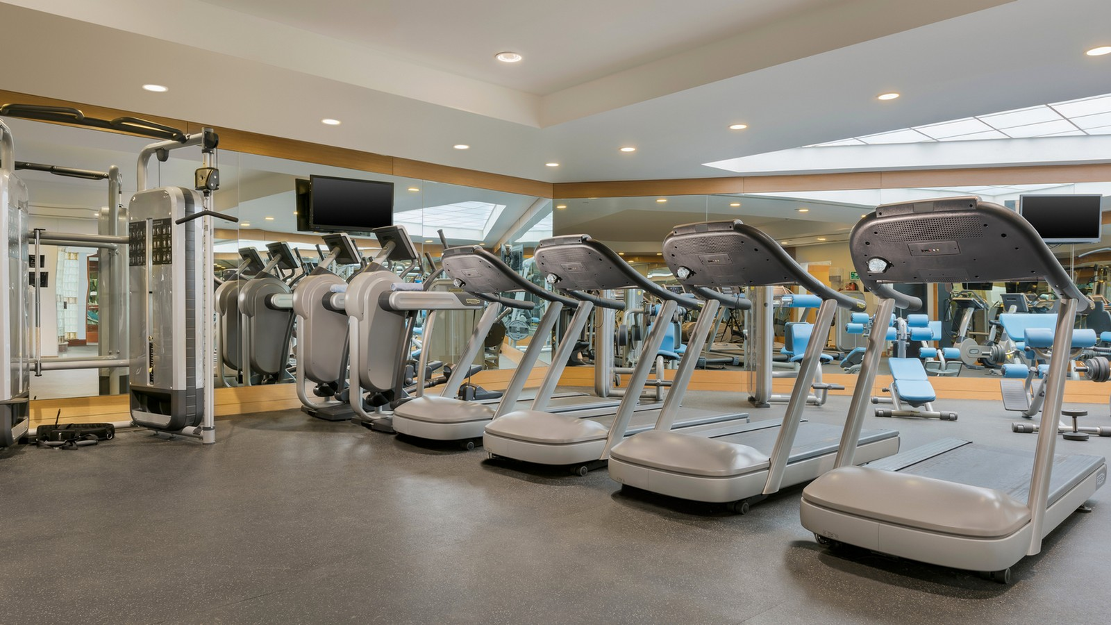 Fitness Center at Le Meridien Cairo Airport